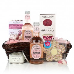 Gin & Sweet Treats Basket